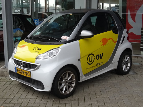 2013 Smart Fortwo ED