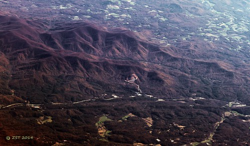 mountains georgia united flight aerial windowseat richmountainwilderness zeesstof washingtondctohouston