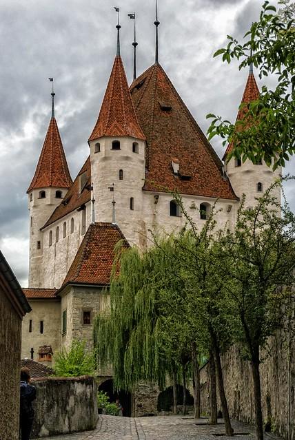 Castillo de Thun - Suiza