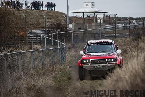 Nederlands Short Rallykampioenschap. Round 1 Circuit Short-Rally Zandvoort 28 February 2015 | by Miguel Bosch / GT REPORT