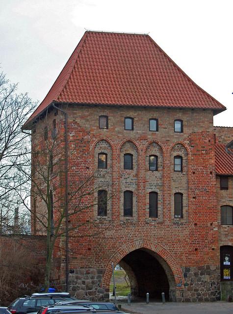 Rostocker Kuhtor, Altstadt, Hansestadt Rostock, IMG_1044_b-1