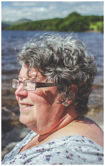 Mother, Loch Lomond