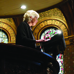 Margaret Marshall preached at Trinity Church
