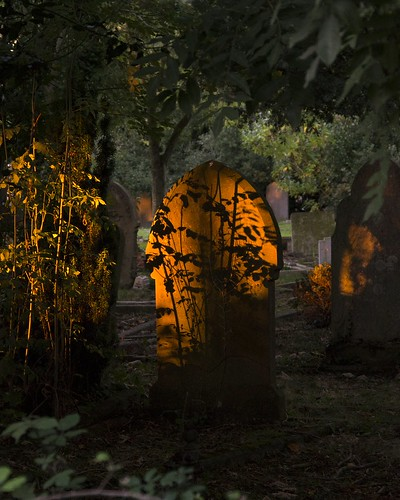 Grave shadows | by sasastro