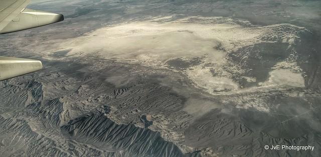 World's largest field of gypsum sand dunes