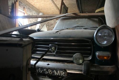 Peugeot 404 Berline | by kentekenman