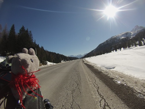 Italy cycling in winter #r2s #cycling #adventure #cycletouring #italy #winter #mountains | by henkvandillen.net