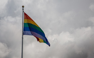 Hillcrest Rainbow Flag | by Tony Webster