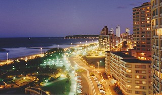 Durban_Night_South Africa | by Ian Halsey