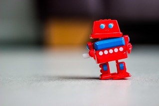 Toy Robot | by covmutley