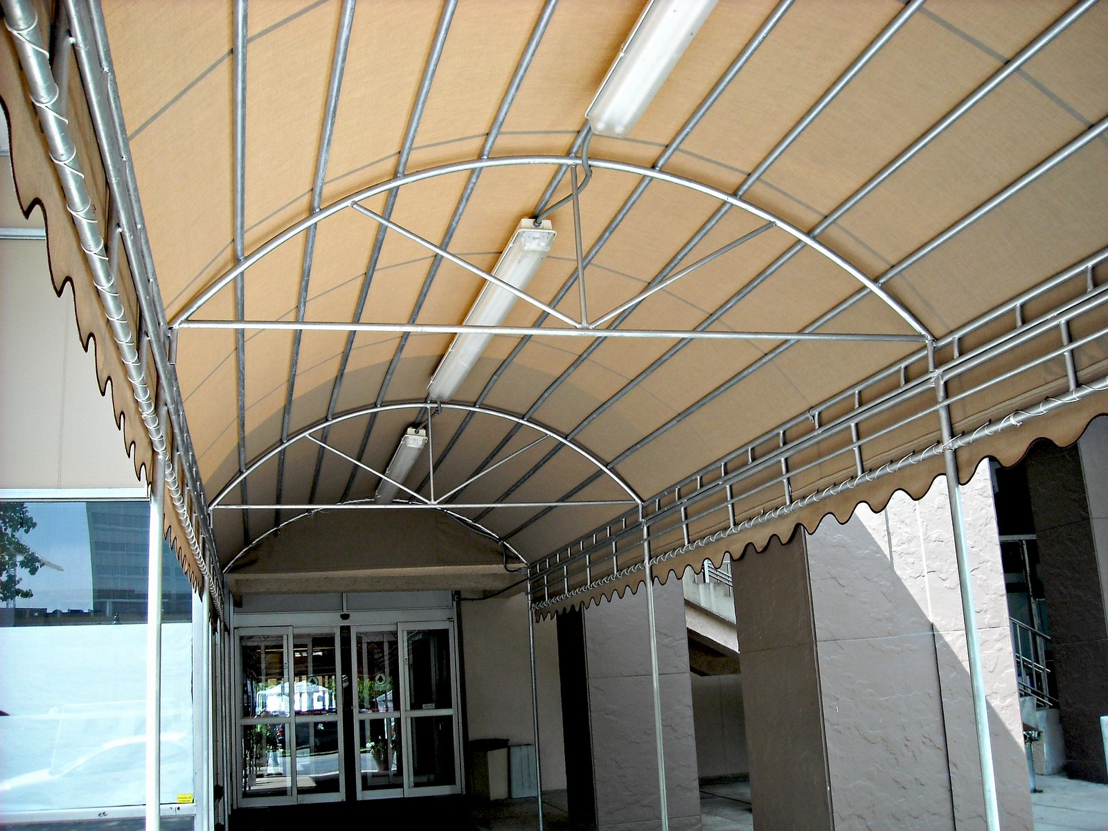 Entrance Canopy Baltimore