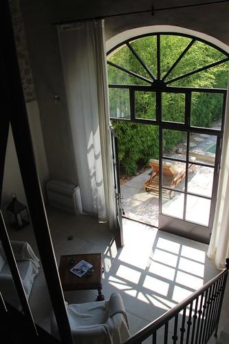 magalilancelier posted a photo:vue de la mezzanine