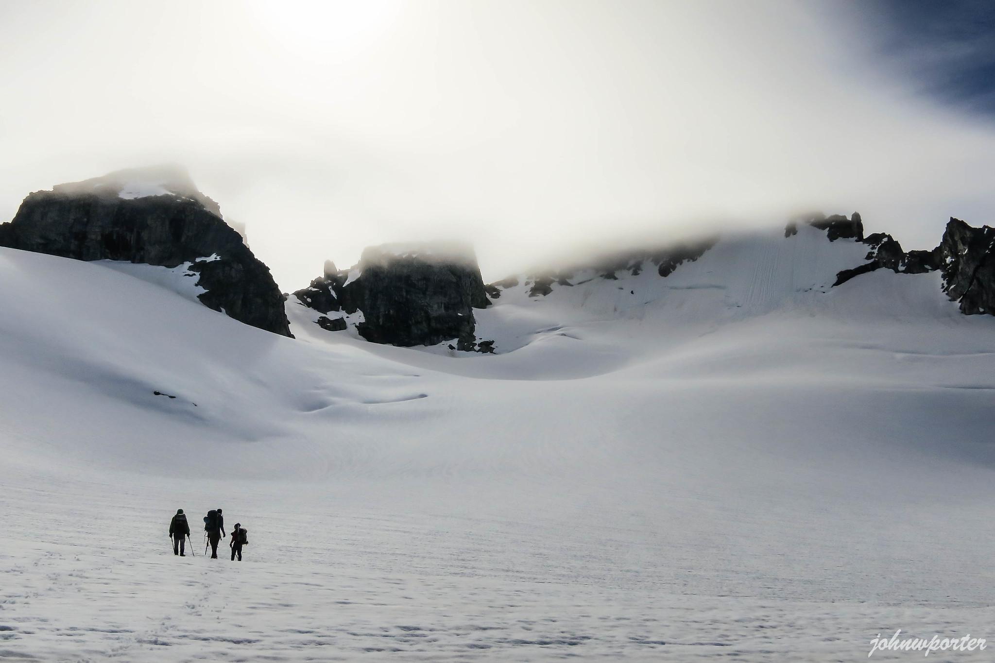 Dome Glacier dream