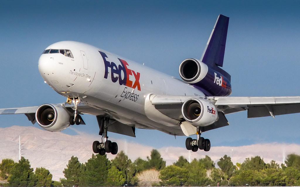 Las Vegas DC-10 FedEx