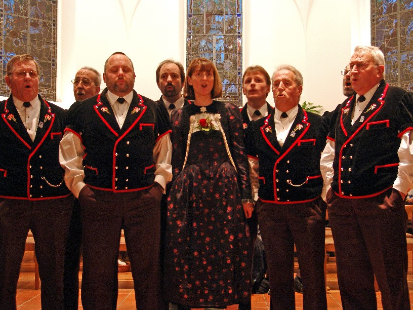 Kirchenkonzert 2007