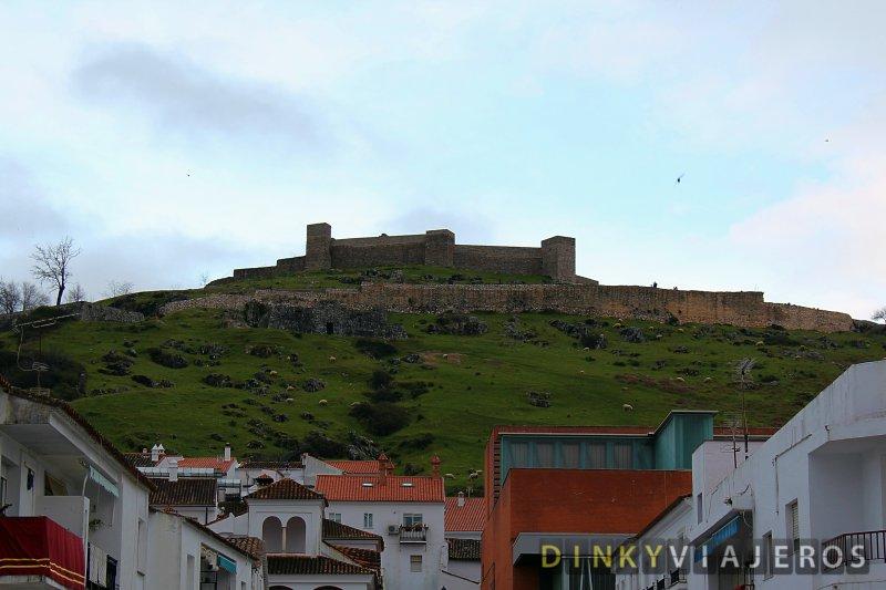 Castillo de Aracena 001