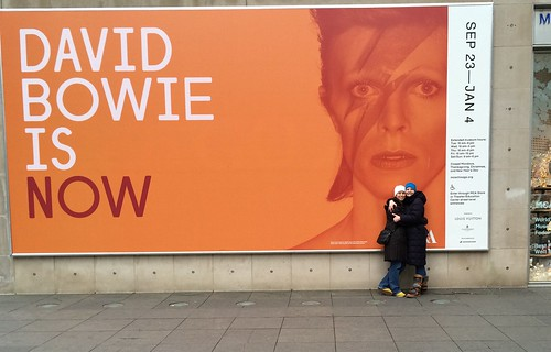 Bowie Is | by Erica Reid