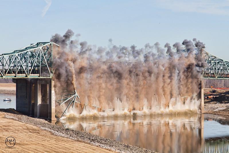 07 Chain of Rocks Bridge Demolition