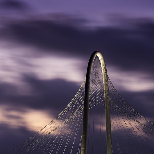 longexposure bridge blue usa architecture sunrise photography photo dallas texas photographer purple unitedstates image fav50 magenta nopeople fav20 cables photograph calatrava 100 february fav30 f71 squarecrop santiagocalatrava fineartphotography 200mm architecturalphotography 2015 dallascounty colorimage commercialphotography fav10 fav100 fav200 fav40 fav60 architecturephotography fav90 40sec ef200mmf28liiusm fav80 fav70 margarethunthillbridge margarethuntbridge mabrycampbell february82015 20150208h6a3193