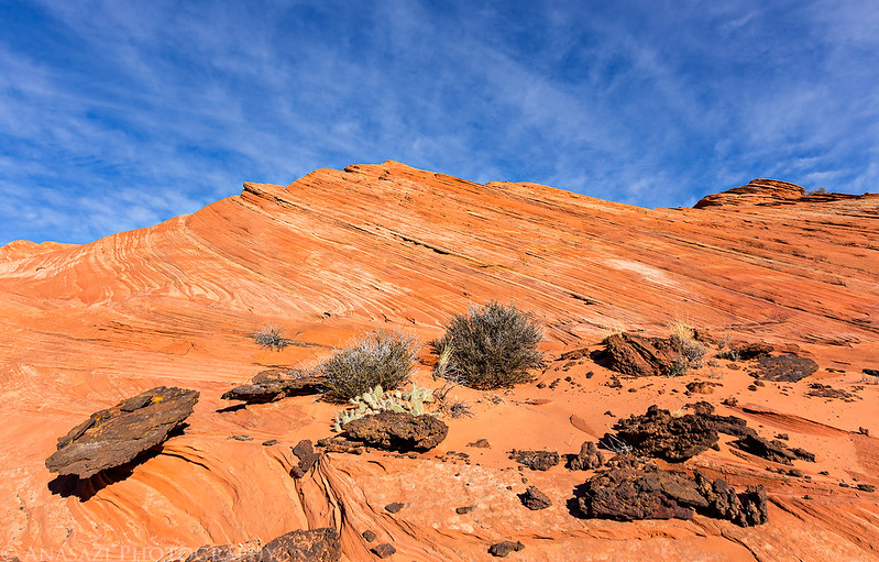 Sandstone Exploring