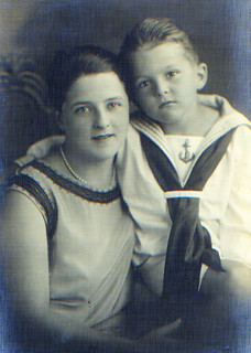 George and Mother