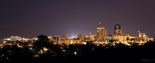 Tucson Skyline - Arizona