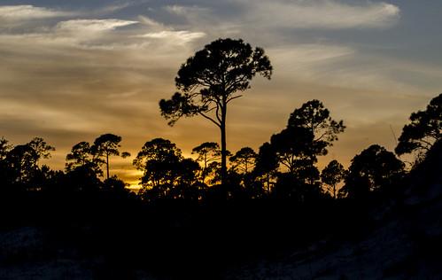 sky sunset alligatorpoint florida