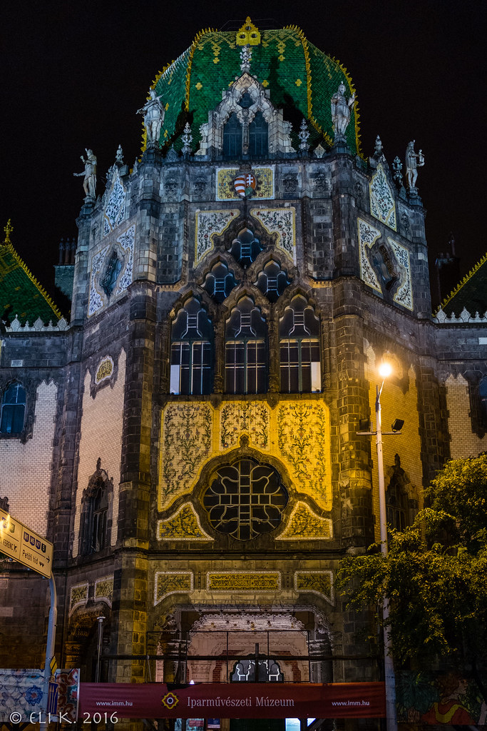 Museum Of Applied Arts Budapest Iparmuveszeti Muzeum Kitchener Lord Flickr