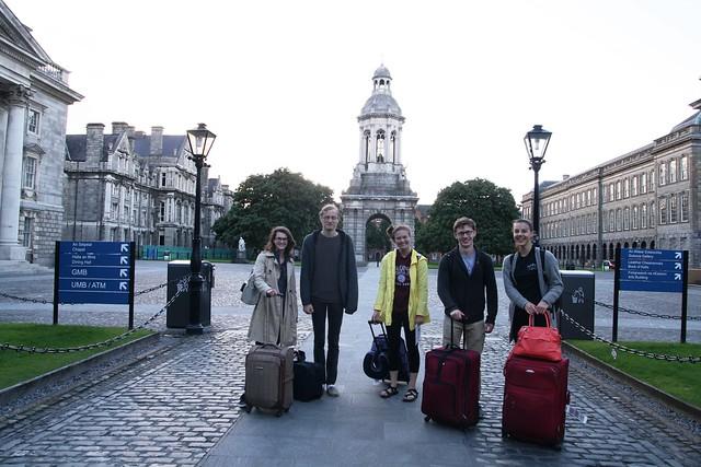 Walking and Writing London and Dublin