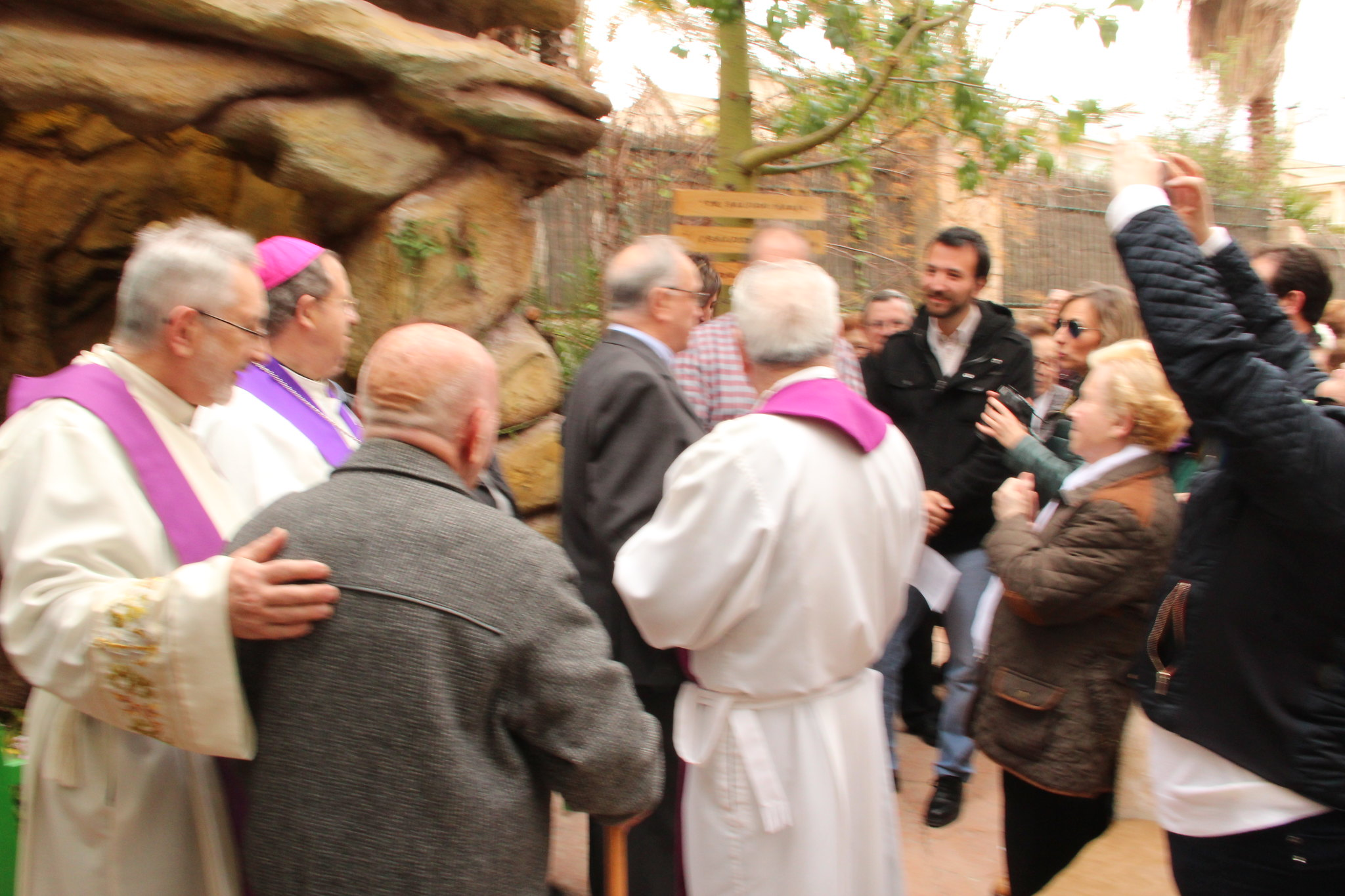 (2016-02-13) - Inauguración Virgen De Lourdes, La Molineta - Archivo La Molineta (088)