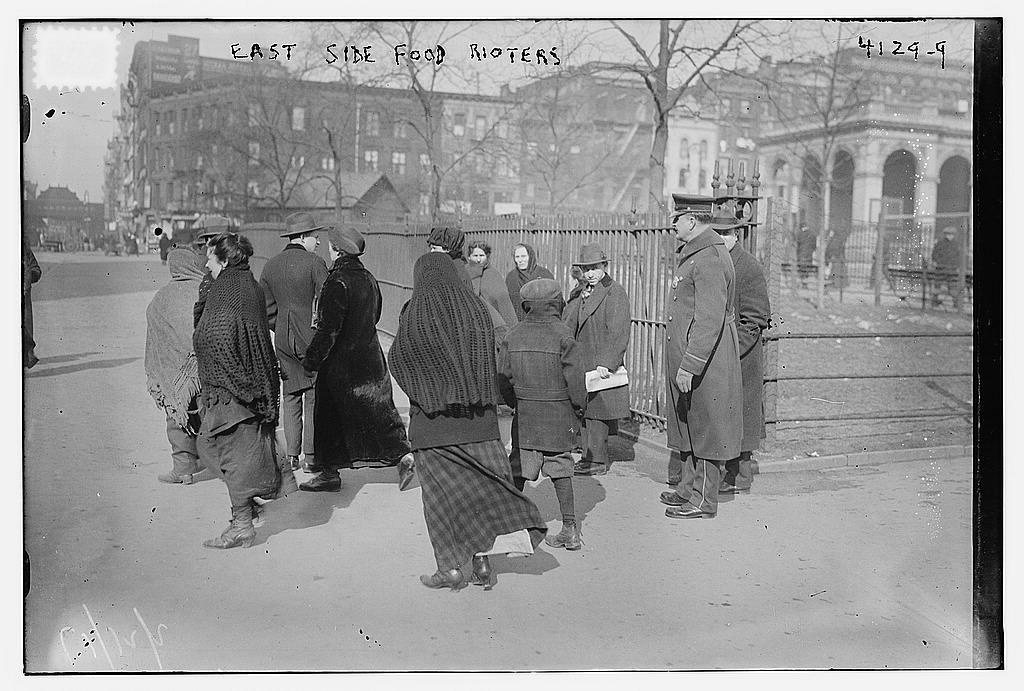 East Side Food Rioters (LOC)