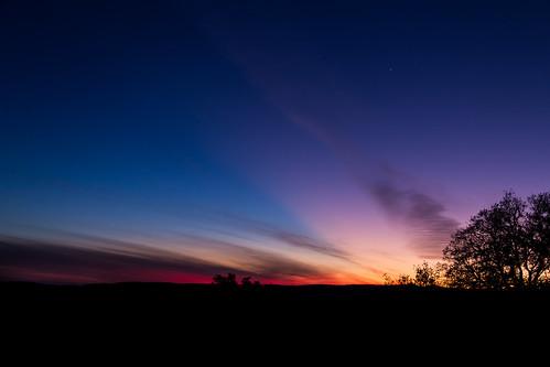 california nightphotography blue sunset beautiful night watercolor venus painted watercolors