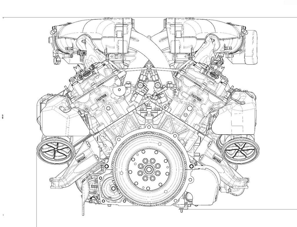 Ferrari F12 Engine Diagram - Wiring Diagram Work on