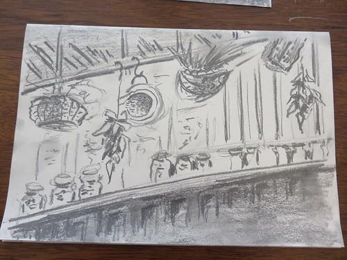 46e sketchcrawl 2015 01 31  054 (Copier) | by Marie France B