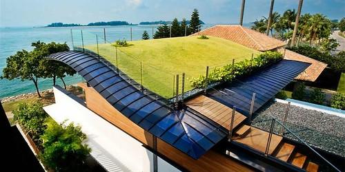 architectuur duurzaamheid onder architectuur dak daken dakwaarde voorbeelden mogelijkheden design