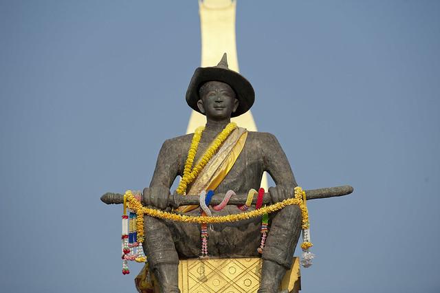 LAO101 King Sai Setthathirath - Vientiane 05 - Laos