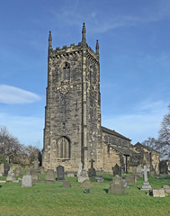 All Saints, Normanton