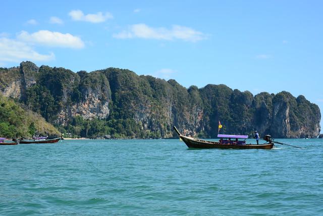 Abenet Fc - Islands around Ao Nang, Railay and Krabi