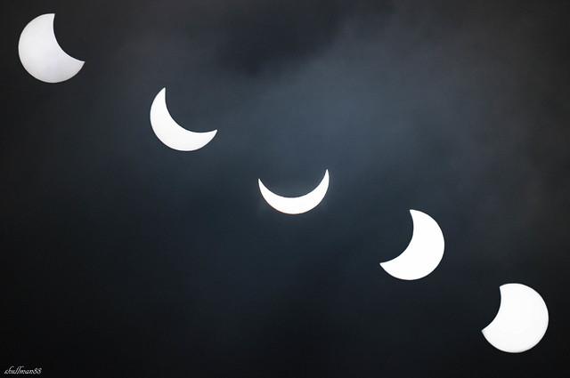éclipse partiel du 20 mars 2015