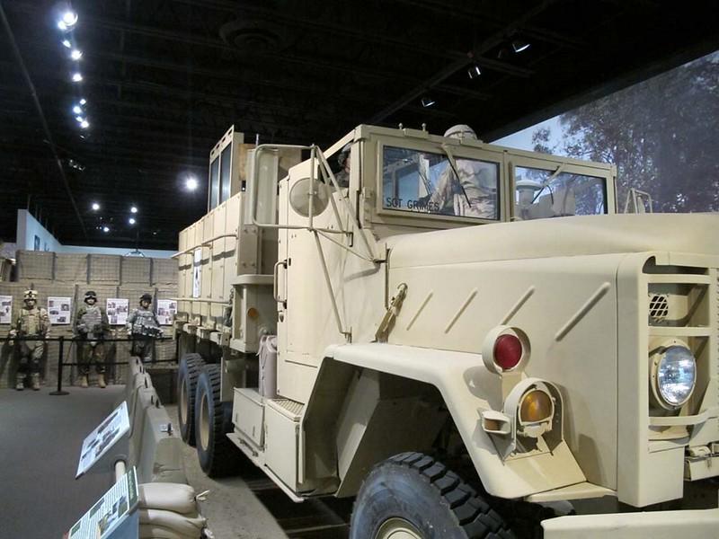 M923 Guntruck 3