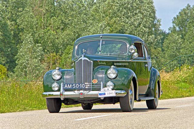 Packard 120 Business Coupé 1941 (4148)