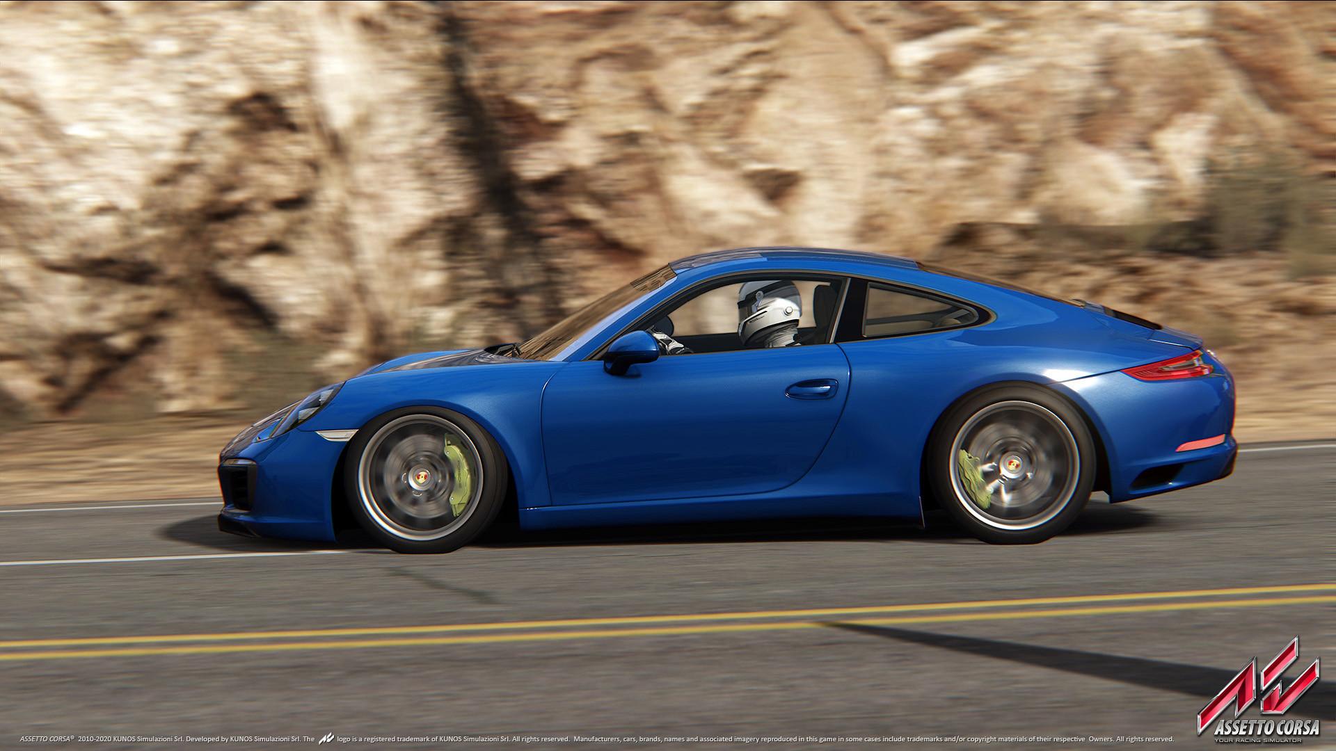 Porsche DLC 19