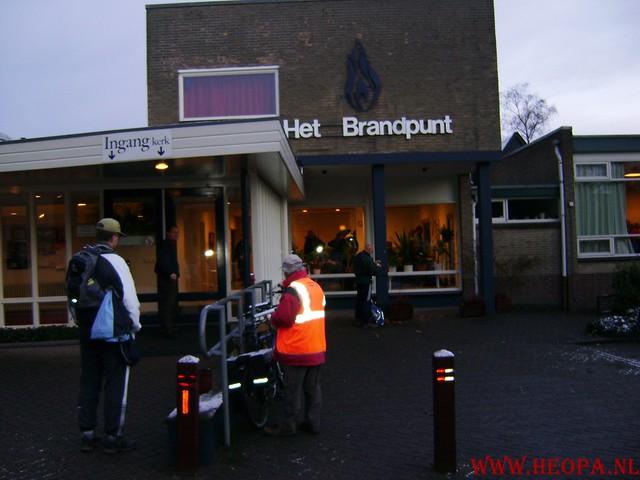 Baarn 40 Km    22-11-2008 (1)