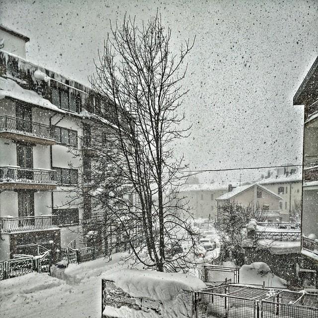 Nevica!