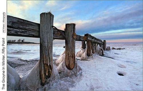 winter sunset ice nikon raw nef hamilton wide gimp niagara lakeontario opensource ultrawide groyne grimsby conservationarea nikkor1224 d7100 rawtherapee fiftypoint shoreice