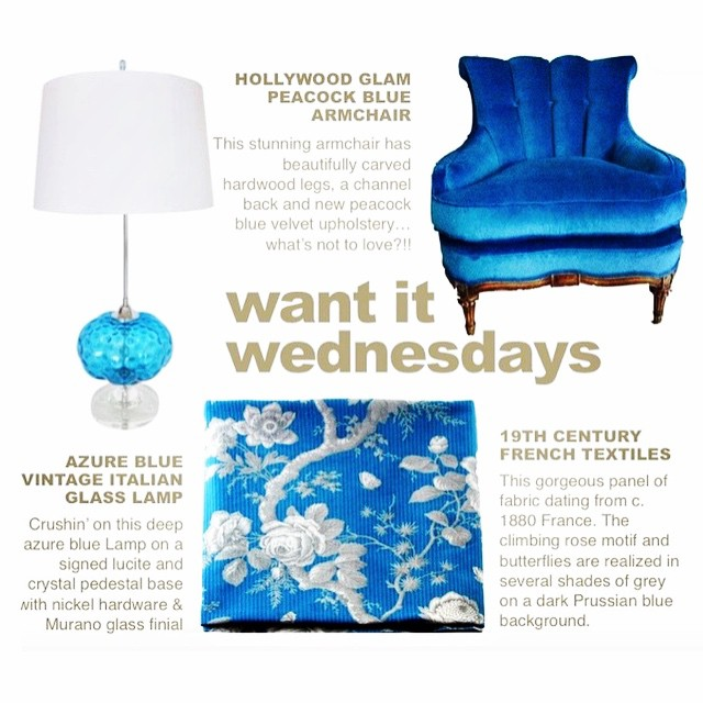 Want It Wednesday: Out of The #Blue