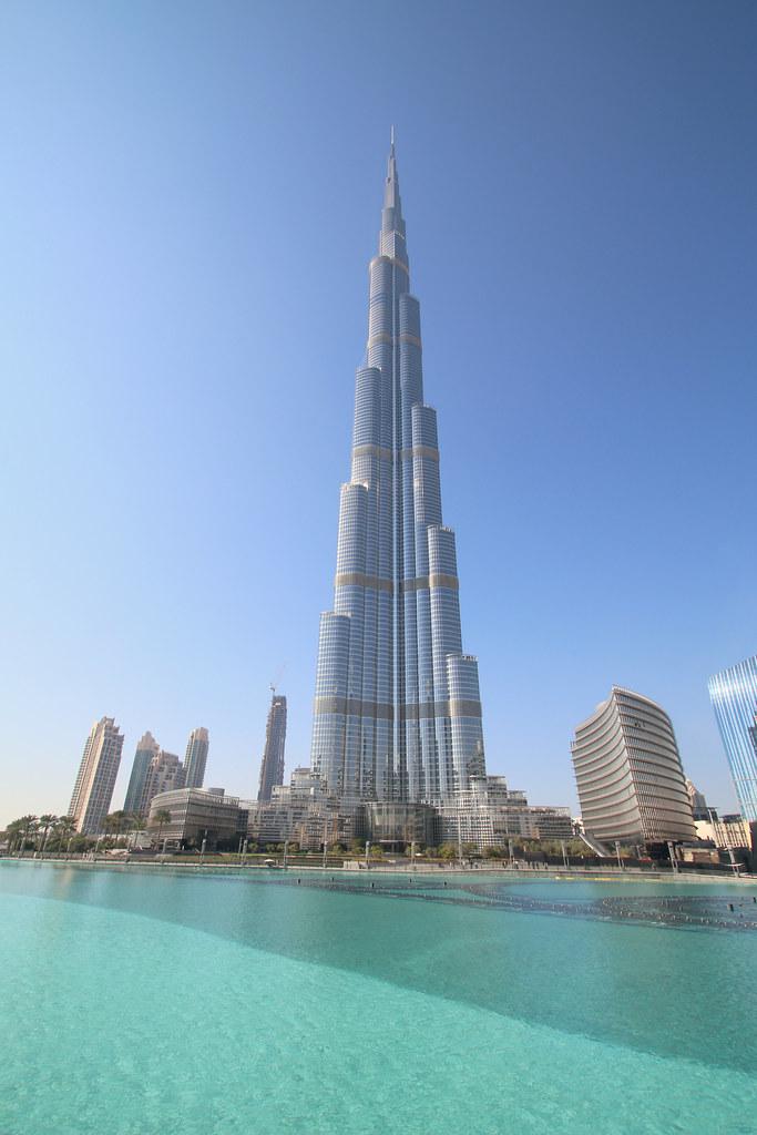 Burj Al Khalifa Dubai برج خليفة دبي Buy This Photo On Flickr