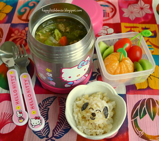 Curry with Rice Puppy Bento | by sherimiya ♥