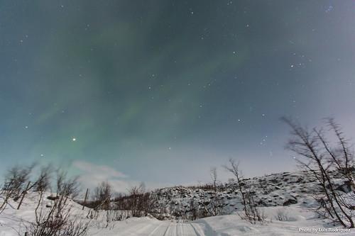 Auroras Boreales en Noruega-6   by luisete