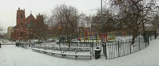 Oak Playground Snow | by GammaBlog